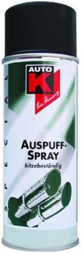 Auto K Auspuff Spray Lack Schwarz 650 C 400 Ml Auto