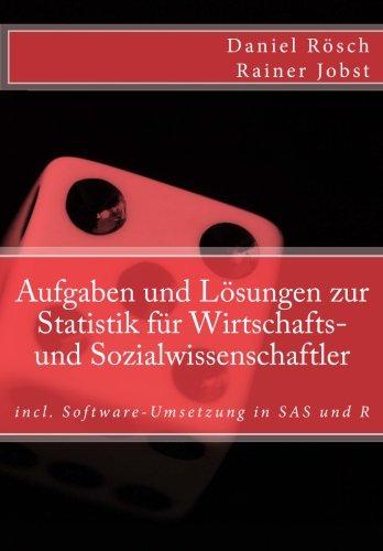 Aufgaben Und Loesungen Zur Statistik Fuer Wirtschafts Und