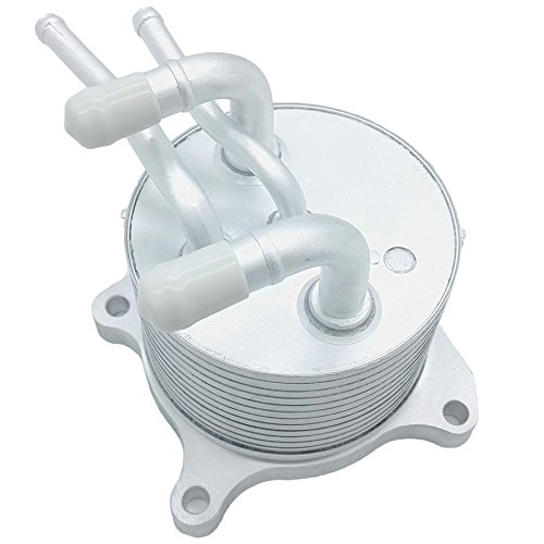 OKAY MOTOR Auxiliary Transmission Oil Cooler for Jeep Compass Patriot Dodge Caliber 2.0L ()