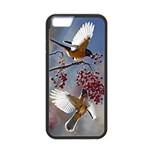 """ALICASE Diy Hard Cover Case Of Hummingbird for iPhone 6 (4.7"""") [Pattern-1]"""