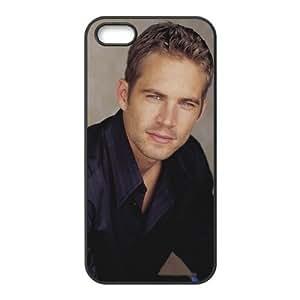 Custom Paul Walker Back Cover Case for iphone5,5S JN5S-084