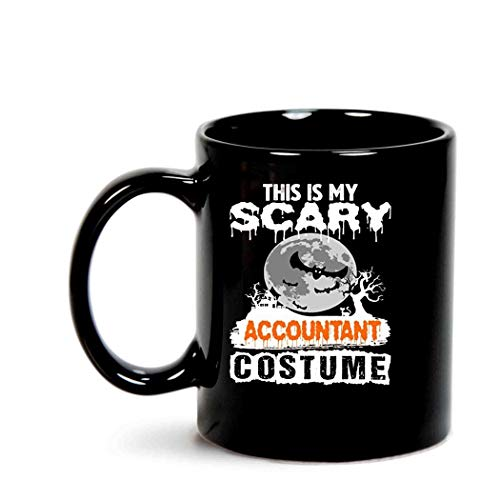 This is my Scary Accountant Costume - Halloween 2017]()