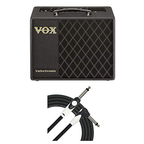 Vox Valvetronix VT20X Modeling Amplifier with Cable (Bass 8x10')