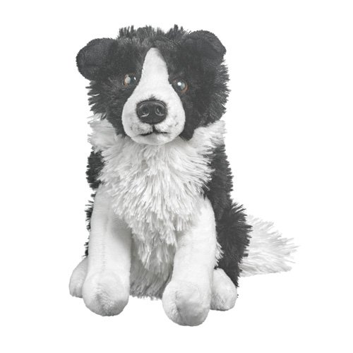 Wildlife Artists Border Collie Plush Toy 7