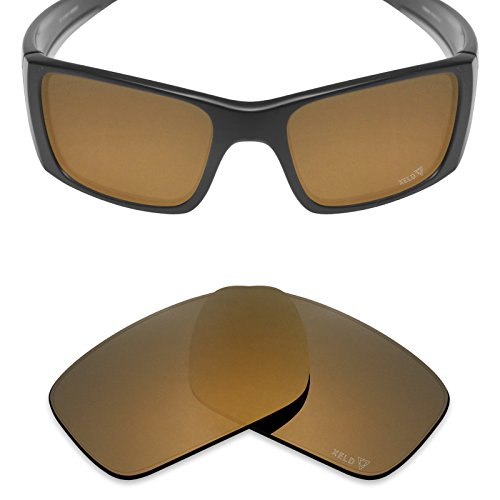 Mryok XELD Replacement Lenses for Oakley Fuel Cell - Kommando - Oakley Bronze Lens