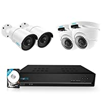 Deals on Reolink 8CH 5MP PoE Home Security Camera System