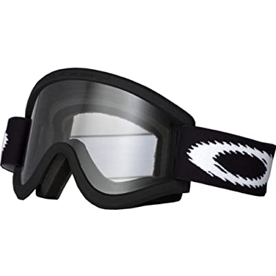 Oakley E-Frame MX Goggles with Clear Lens