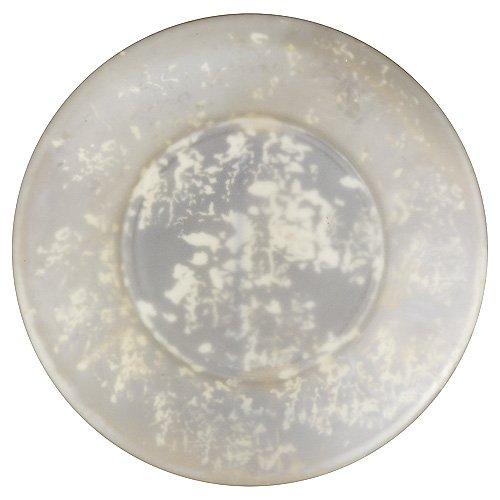 YANKEE CANDLE 1317134 Candele, Vetro, Oro, 17.7 x 17.9 x 3.2 cm