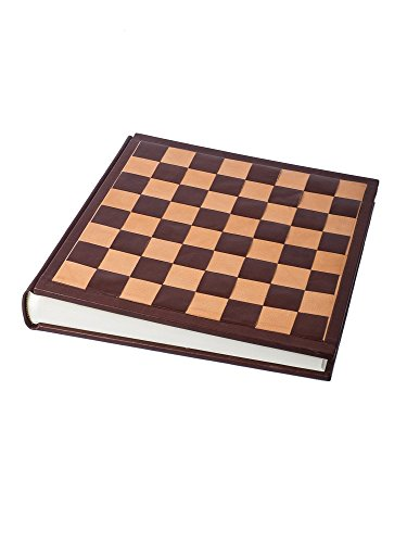 Cozzi - Leather chessboard photo album by Cozzi Legatoria