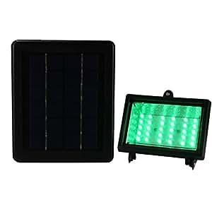 euone® 30LED Energía Solar lámpara de control de luz de seguridad al aire libre lámpara impermeable