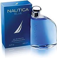 Nautica Blue Eau de Toilette Spray para Hombre, 3.4 Oz/100 ml