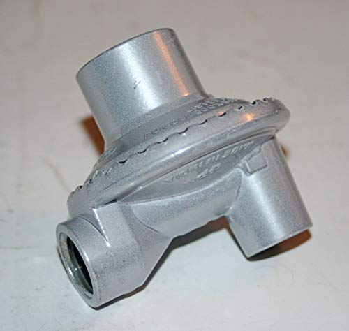 Gas-Flo Single Stage Propane LP Gas Regulator