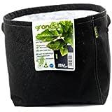 Gronest 1-L 2-L 4-L 8-L 11-L 15-L 19-L 25-L Topf (1, 15-Liter) Textil Blumen Stoff Kübel Container Behälter Grow Hydro-kultur Eckig Aussaattopf Saat-topf Pflanzkorb