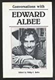 Conversations with Edward Albee, Gerry McCarthy, Edward Albee, 0878053417