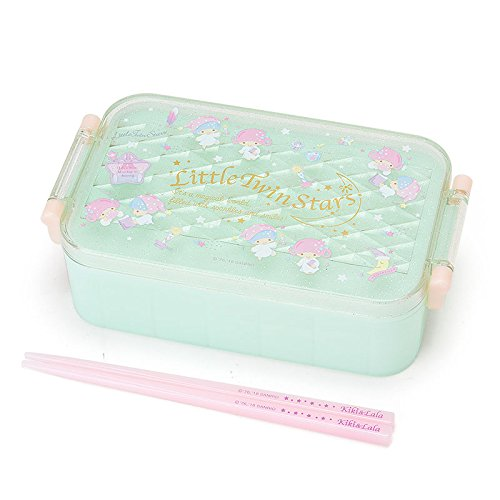Sanrio Little Twin Stars lunch box Good night time From Japan New by SANRIO