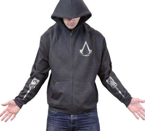 Assassins Creed Blades Zipped Hoody - Hoodie