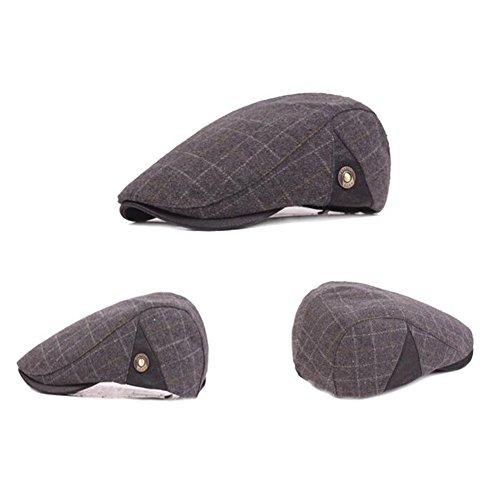 70% OFF YXYP Impression 1 PCS Sombreros Boina de moda Sombreros de Hombres  Sombrero de a40957d91a2