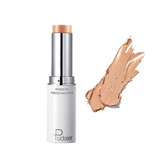 BXzhiri Beauty Concealer Makeup Concealer Stick Long Wearing Smooth Concealer for Dark Circles,Blemishes and Spots