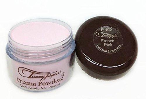 Tammy Taylor Prizma Powder French Pink 1.5 oz # (Tammy Taylor Nail Powder)