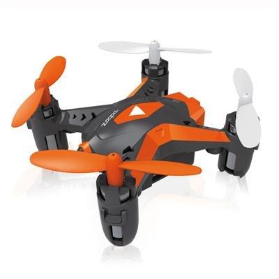zoopa ZQ0055-US Drone, Schwarz-orange