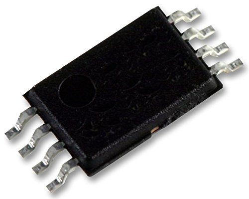 MC10EP11DTG. - Clock Divider, Fanout Buffer IC, 3 GHz, 2 Outputs, ECL, PECL, 3 V to 5.5 V, TSSOP-8 (Pack of 5) (MC10EP11DTG.)