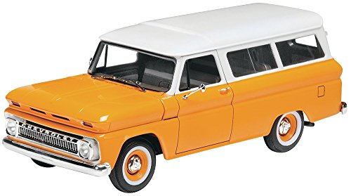 Revell Slot Cars (Revell Trucks '66 Chevy Suburban Plastic Model Kit)