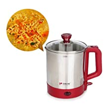 KitchenArt KT-1550 Multi Electric Pot 1.5L 220V / Electric Kettle KOREAN Ramen Ramyun pot