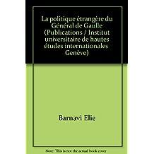 Politique étrangère du général de Gaulle