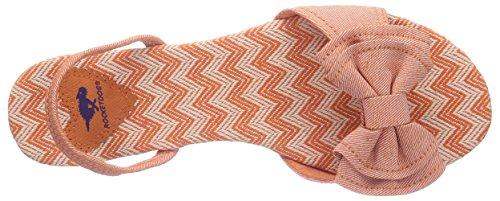 Rocket Dog Babydoll Sunkissed - Sandalias de sintético Mujer Naranja - Orange (Sunkissed)