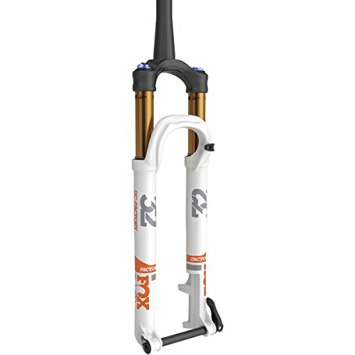 Fox Float Forks - Fox Racing Shox 32 Float SC 29 100 3Pos-Adj FIT4 Fork White, 1.5T, Kabolt 100