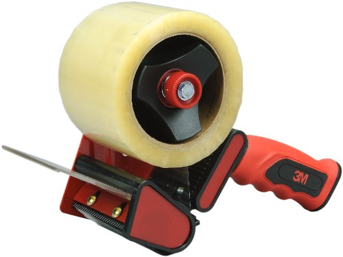 Tape Sealing Box Dispenser Grip (Scotch Box Sealing Tape Dispenser HR83, 3 in)