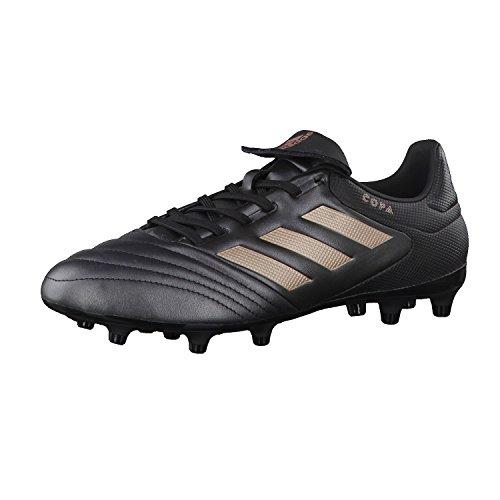 adidas Copa 17.3 Fg, Botas De Fútbol para Hombre, Rojo Core black-Copper metallic