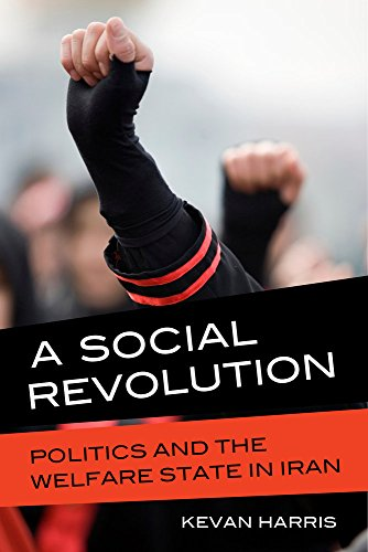 A Social Revolution: Politics and the Welfare State in Iran (History Of Social Welfare Policies And Programs)