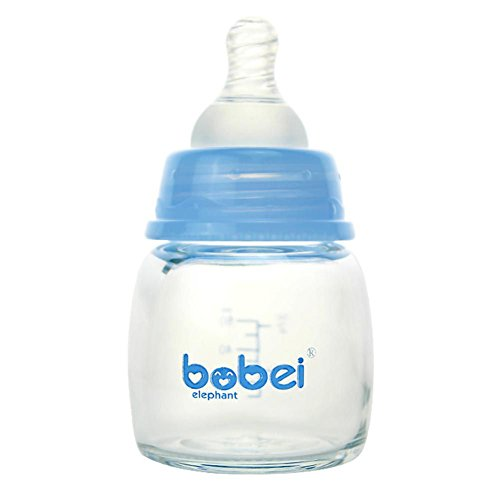 Luxsea Silicone Baby Bottle Food Rice Cereal Bottles Squeeze Spoon Milk Feeding (Feeding Rice Cereal)