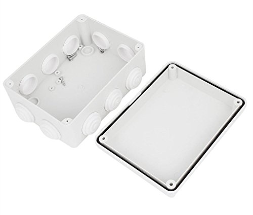 SamIdeaTM 150x110x70mm IP65 Waterproof Sealed Electric Cable Entries Junction Box