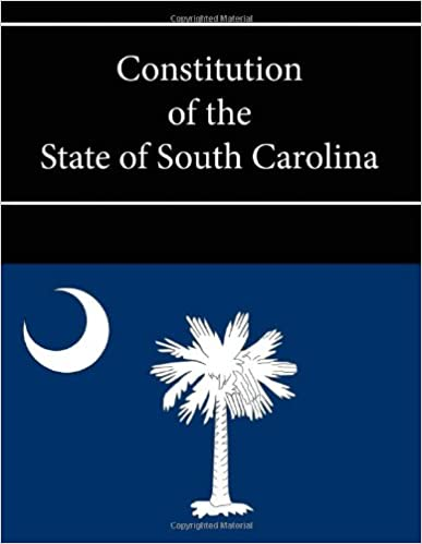 Constitution of the State of South Carolina