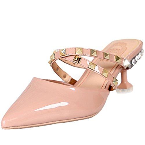 Caviglia Aperte Donna Rosa AIYOUMEI sulla TqFg1x6w