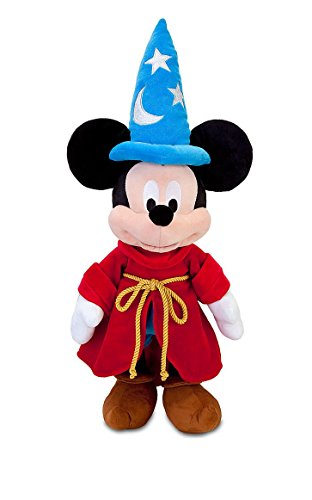 Disney Fantasia Sorcerer Mickey Mouse Plush Toy