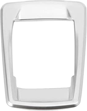 Handbremse Verkleidung Auto Elektronische Handbremse Abdeckung Elektronische Park Taste Panel Trim Cover Fit Für 2 Serie 218i Gran Tourer F45 F46 2015 2017 Auto