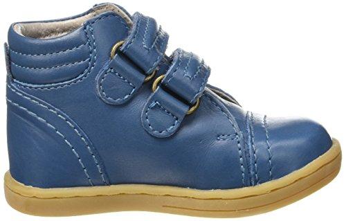 Kickers Trackpad - Zapatillas Niños Azul - Blau (5)
