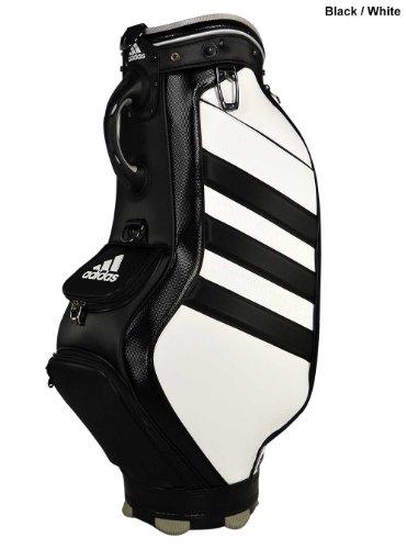 Adidas- Ag Tour Staff Bag - Black/White