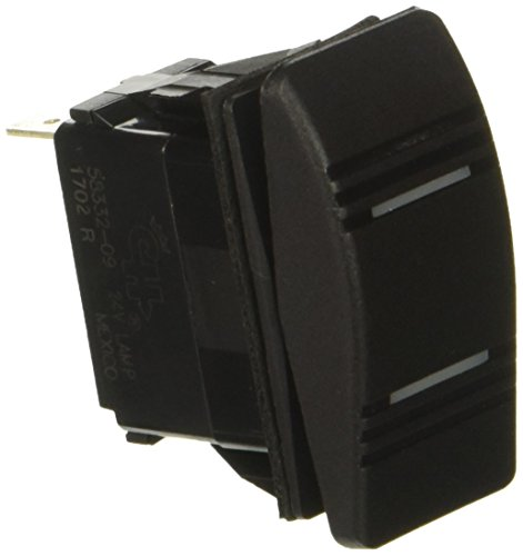Cole Hersee 58332-21-BP SPDT Rocker Switch (On-Off-On ()