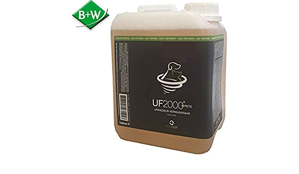 ecodor - Olor de orina Entferner - UF 2000 1 X 2,5 l ...