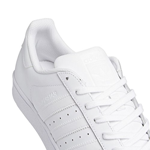 adidas Superstar Foundation, Zapatillas Unisex infantil Weiß
