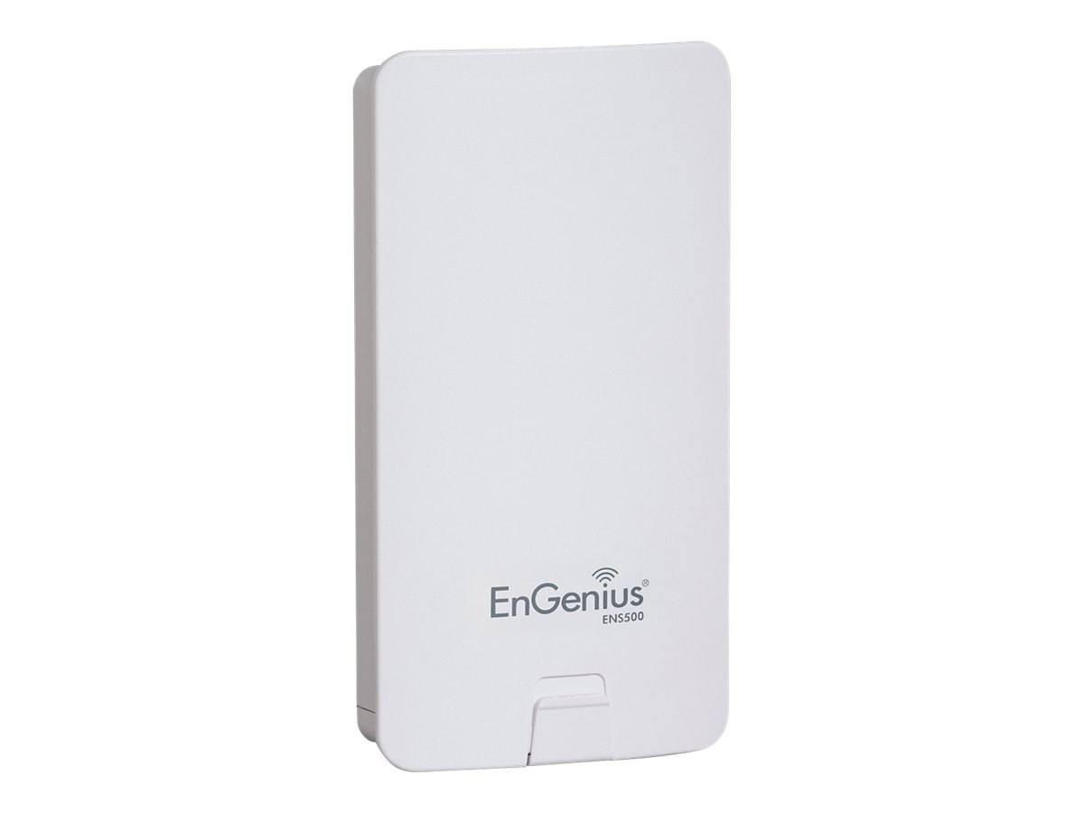 EnGenius Technologies Long Range 11n 5GHz Wireless Bridge/Access Point (ENS500) by EnGenius