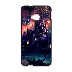 Tangled Cell Phone Case for HTC One M7 by lolosakes