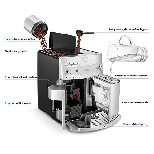DELONGHI ESAM3300 Super Automatic Espresso/Coffee Machine
