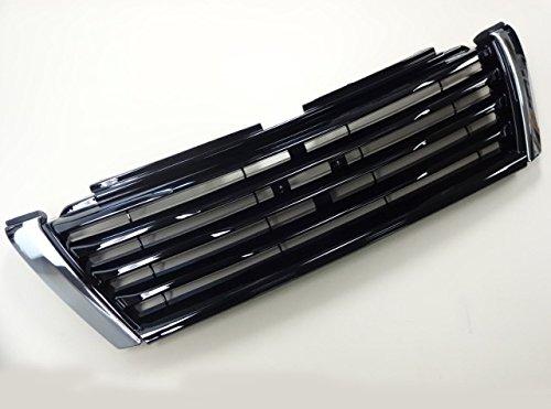 トヨタ ランドクルーザー プラド 150系 中期 マークレス ブラック グリル B00R92AK48