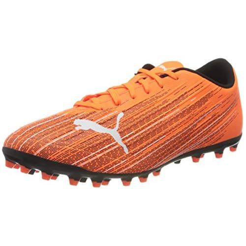 chollos oferta descuentos barato PUMA Ultra 4 1 MG Zapatillas de fútbol Hombre Naranja Shocking Orange Black 40 EU