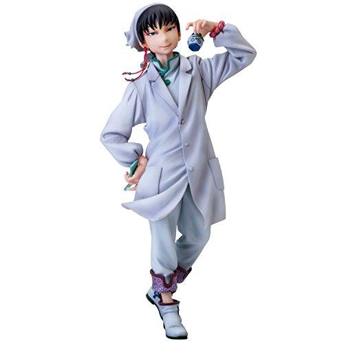 Union Creative Menshdge Technical No. 7 Hozuki No Reitetsu: Hakutaku PVC Figure